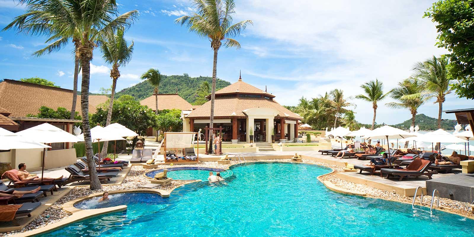 Marina Villa Resort Lamai Beach